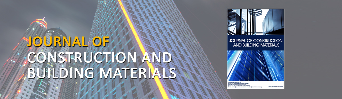 Journal of Construction and Building Materials