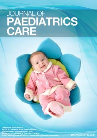 Journal of Paediatrics Care